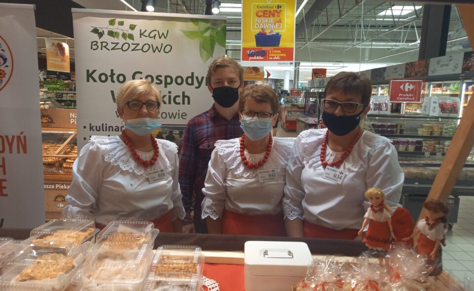 Tradycyjne Smaki Wsi na Weekendzie Produktów Polskich