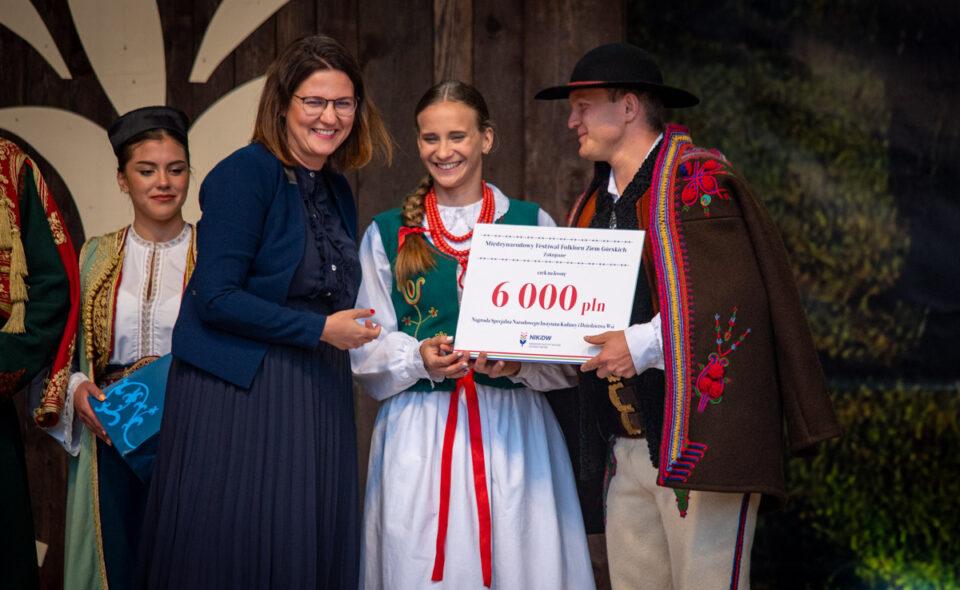 Międzynarodowy Festiwal Folkloru Ziem Górskich w Zakopanem – wyniki festiwalowych zmagań