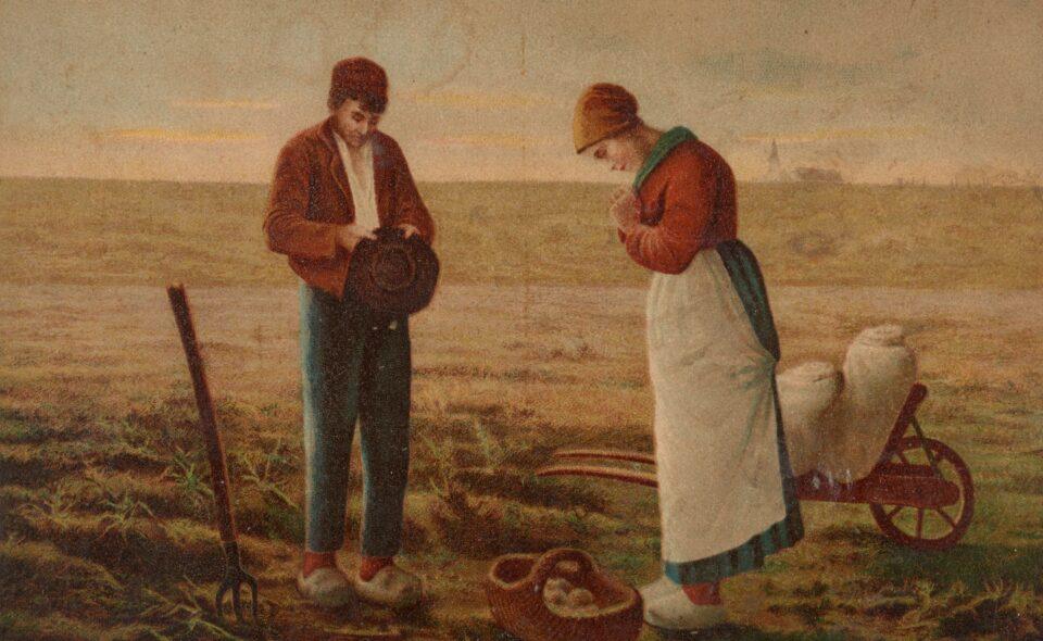 Wrzesień w obejściu gospodarskiem w oparciu o stare kalendarze…