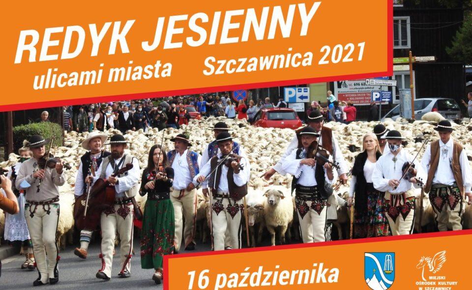 Redyk Jesienny – Szczawnica, 16. październik 2021r.