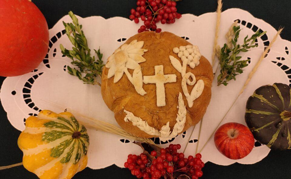 O symbolice chleba w tradycji ludowej